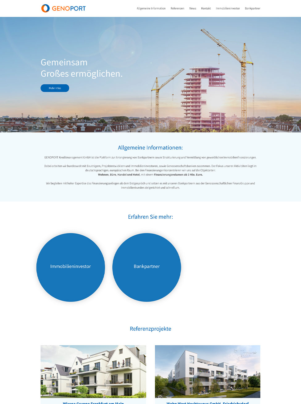 Genoport Kreditmanagement GmbH